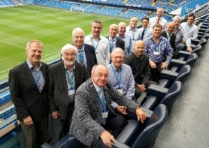 ITMA member Yokohama, shirt sponsors of Chelsea FC, hosted the association's recent meeting at Stamford Bridge football stadium